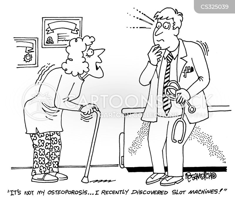 Osteoporosis Cartoons and Comics - funny pictures from ...