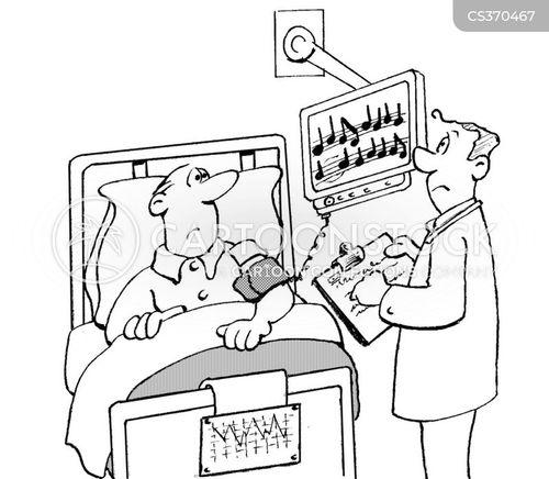 Irregular Heartbeat Cartoons and Comics - funny pictures ...