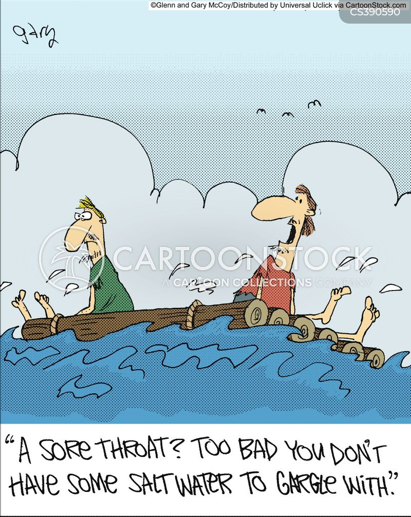 Salt Water Cartoons and Comics - funny pictures from ...