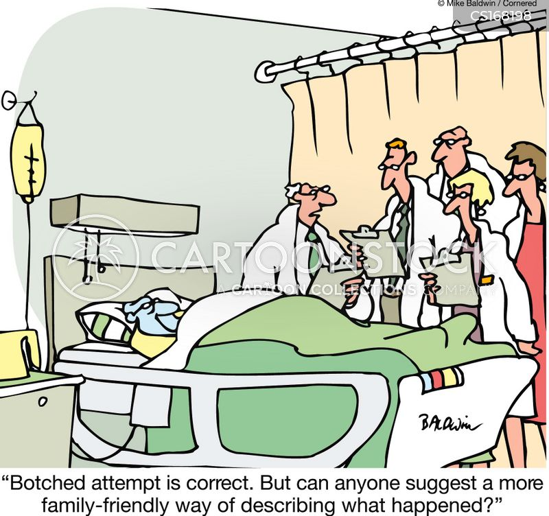 Medical Mistake Cartoons and Comics - funny pictures from ...