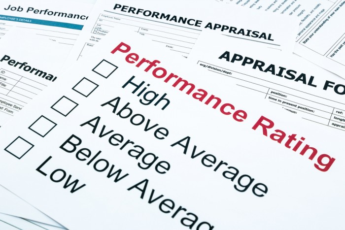 Elevating the Performance Review Process: It's All About ...