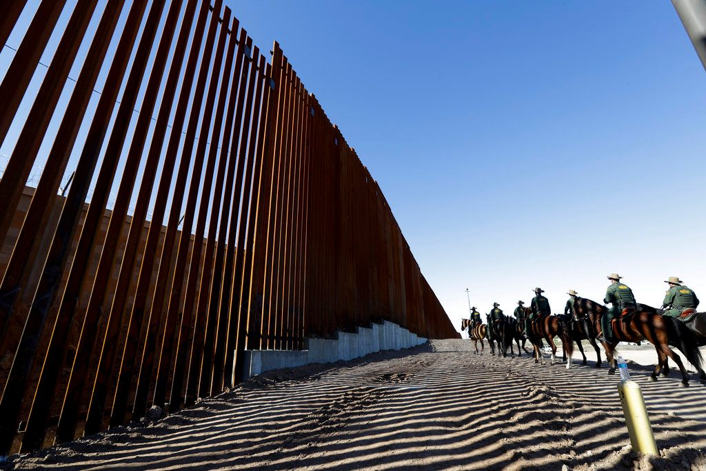 Border Apprehensions Drop 73 Percent in Five Months…