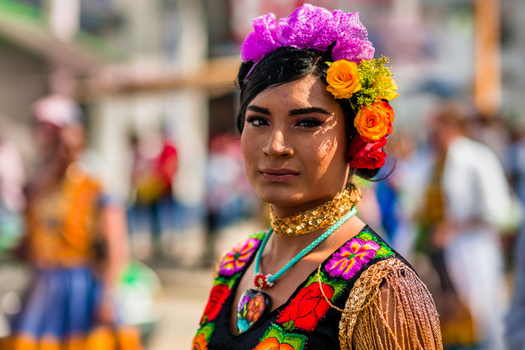 Indigenous third gender person graces cover of Vogue Mexico and Britain