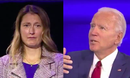 Joe Biden vows to end anti-transgeder Trump policies at ...