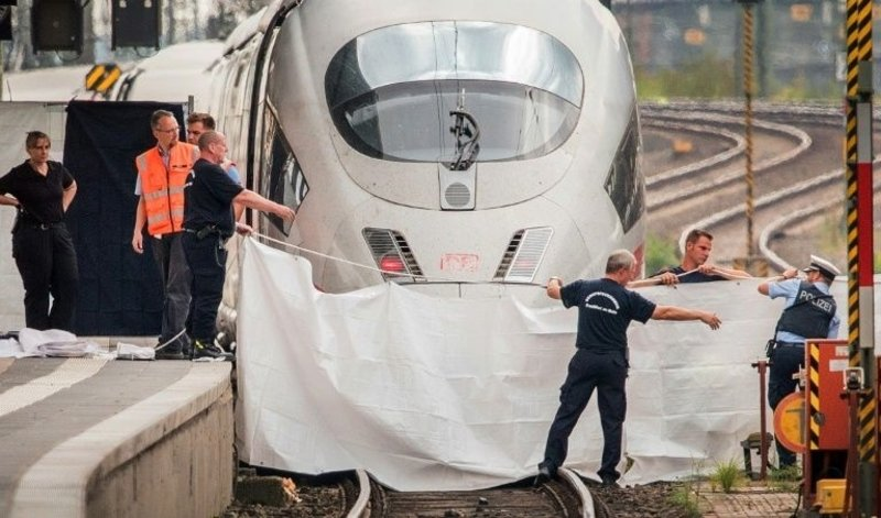 Boy dies after pushed in front of train in Germany   Free ...