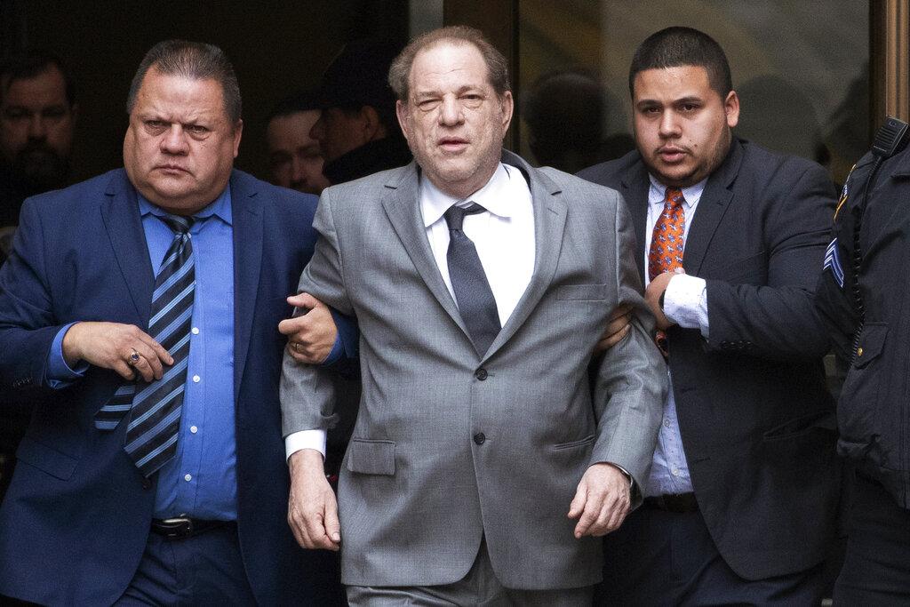 Harvey Weinstein reaches tentative $19 million settlement with accusers…