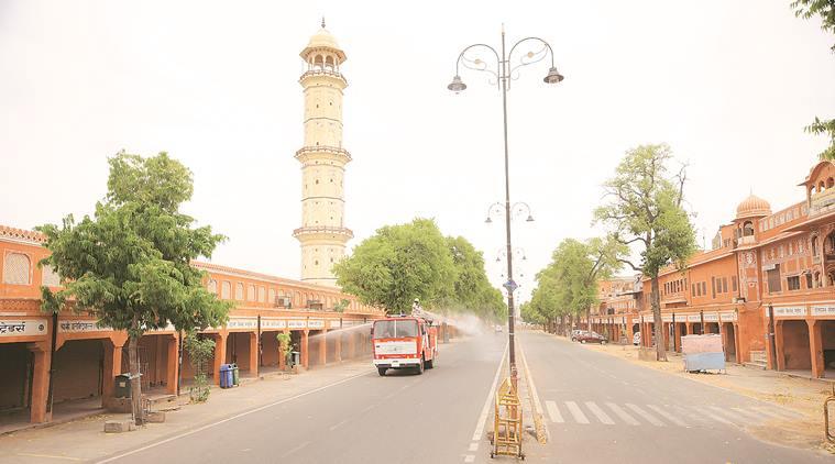 Rajasthan lays out action plan to restart economy   samachar24