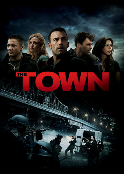 Is 'The Town' available to watch on Netflix in Australia ...