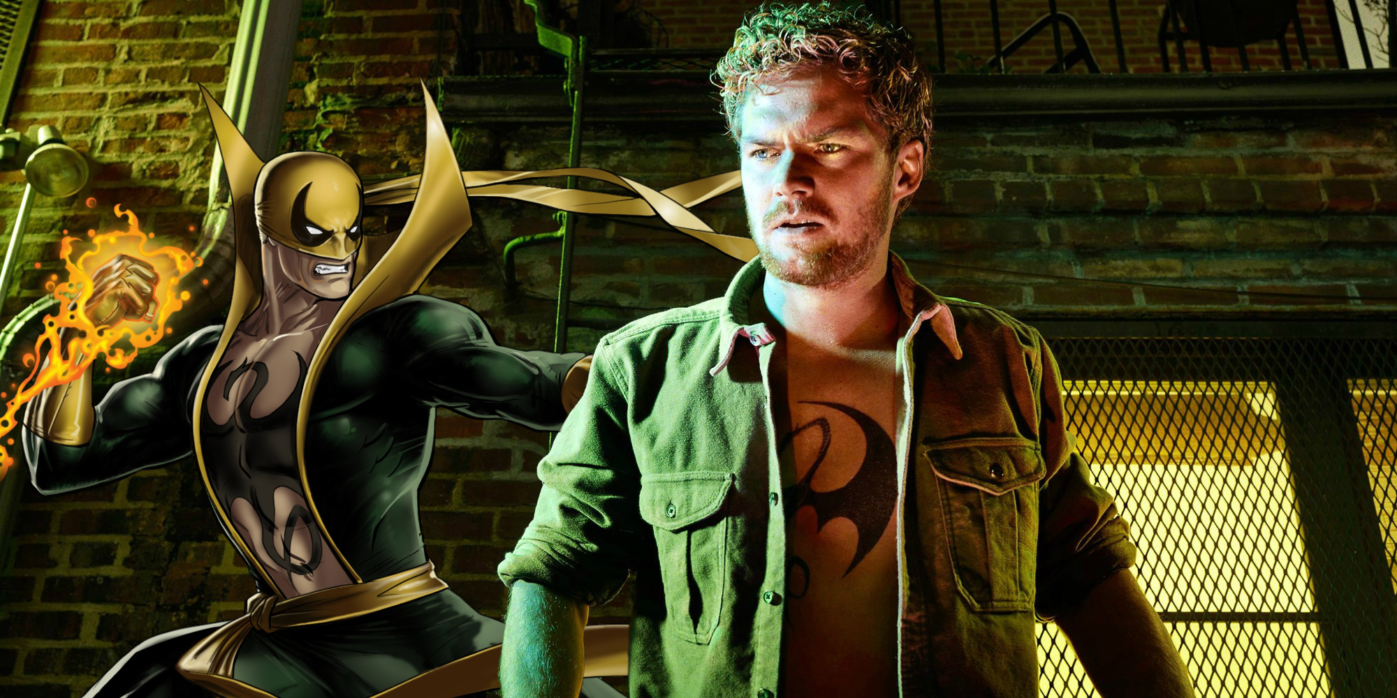Iron Fist Star Teases Classic Costume Appearance