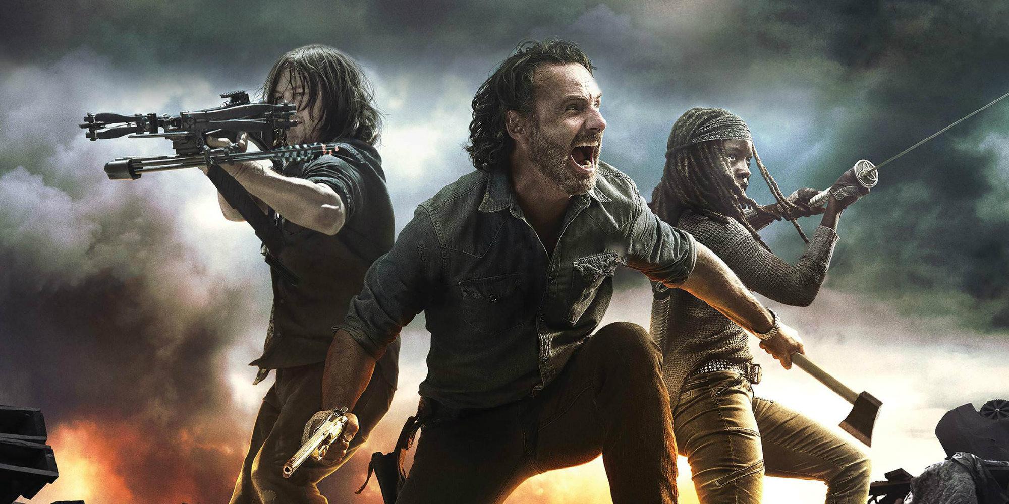 The Walking Dead Midseason 2018 Midseason Return Trailer