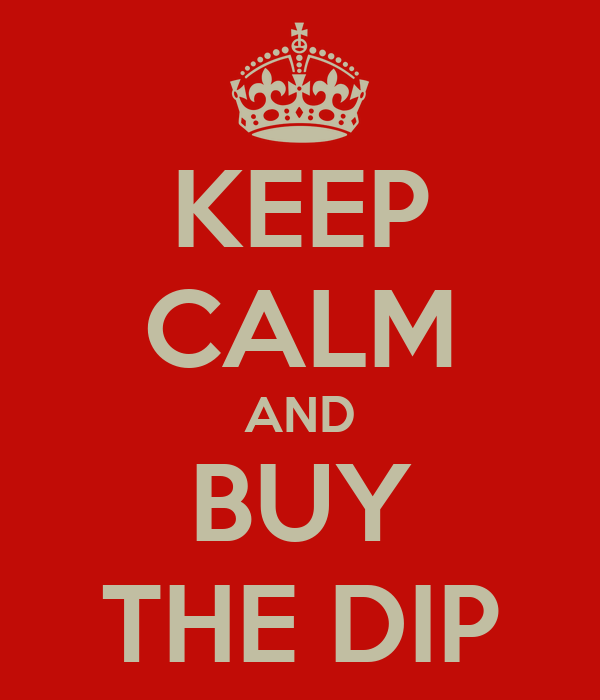 BUY THE DIPs
