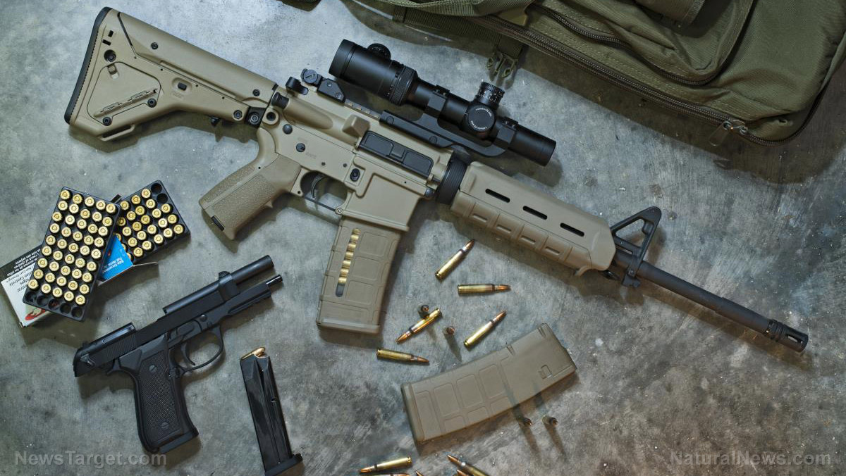 Liberal media admits: The ultimate goal is gun ...