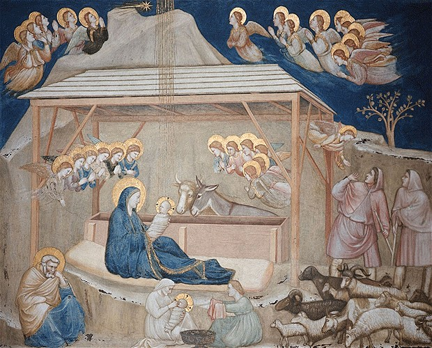 Top ten nativities in art: triumph of light - Telegraph
