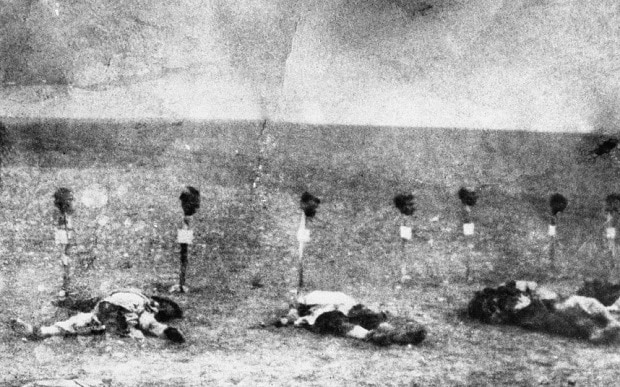 Armenian massacres: What happened during the genocide and ...