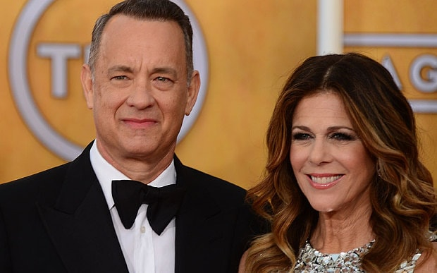 Tom Hanks says he and wife Rita Wilson tested positive for coronavirus in Australia…