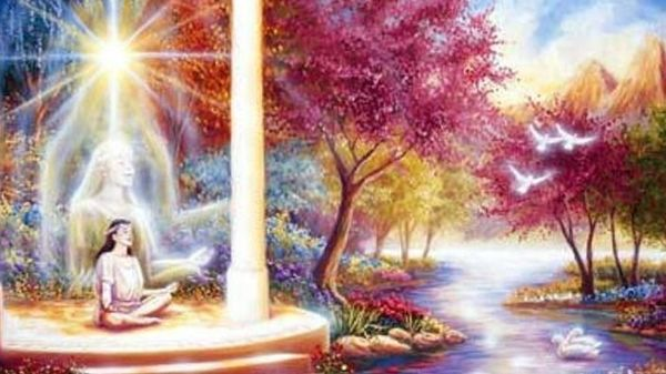 Journey With Spirit: Merging with your Higher Self - Adya ...