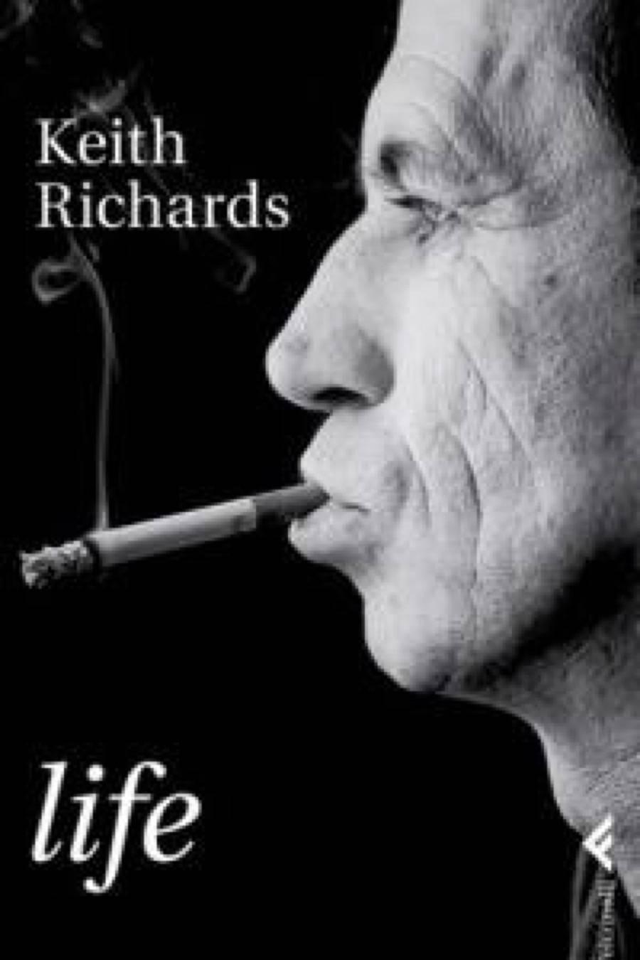 Keith Richards – Life | Recensione | SENTIREASCOLTARE