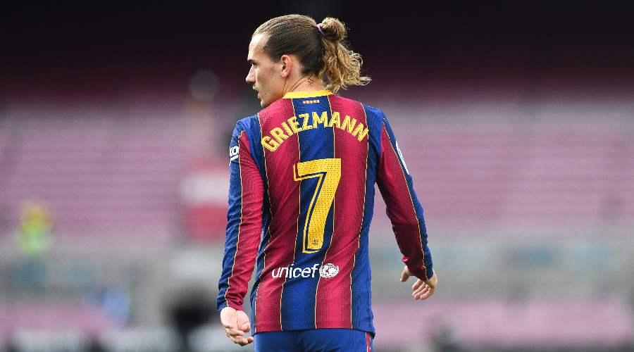 Griezmann Madrid Için Fiyatın Yarısını Aldı.