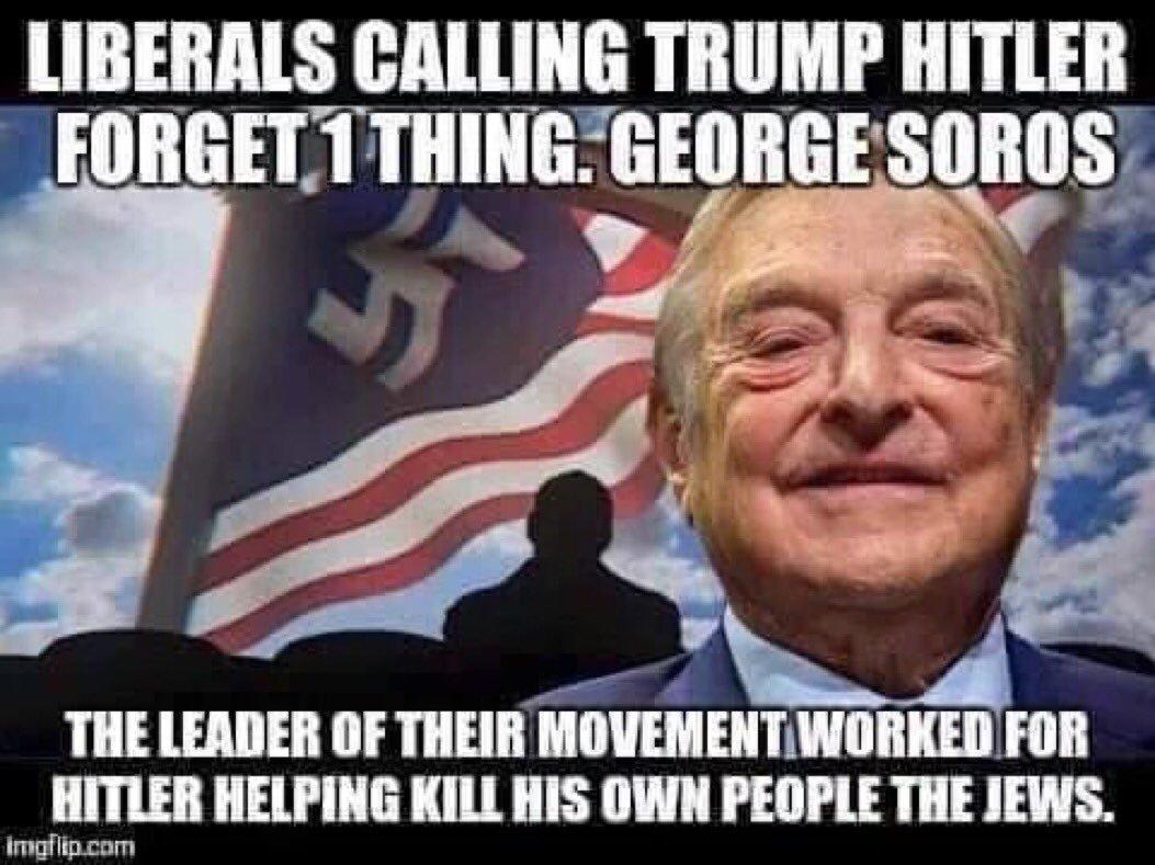 Soros: 'I Am A God, I Created Everything, I Control America And ...