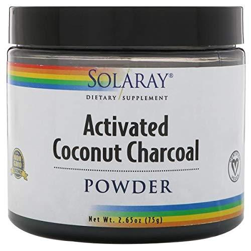 LivingWell | NUTRACEUTICAL CORP SOLARAY ACTIVATED COCONUT ...