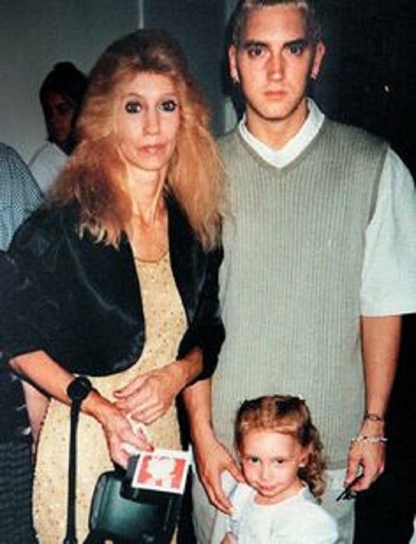 Who's Eminem's mother Deborah Mathers? Is she dead? Wiki ...