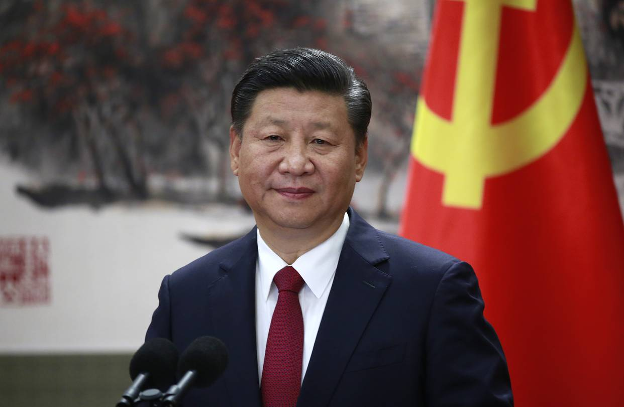 One Last Step: China's Xi Jinping Stands at the Precipice ...
