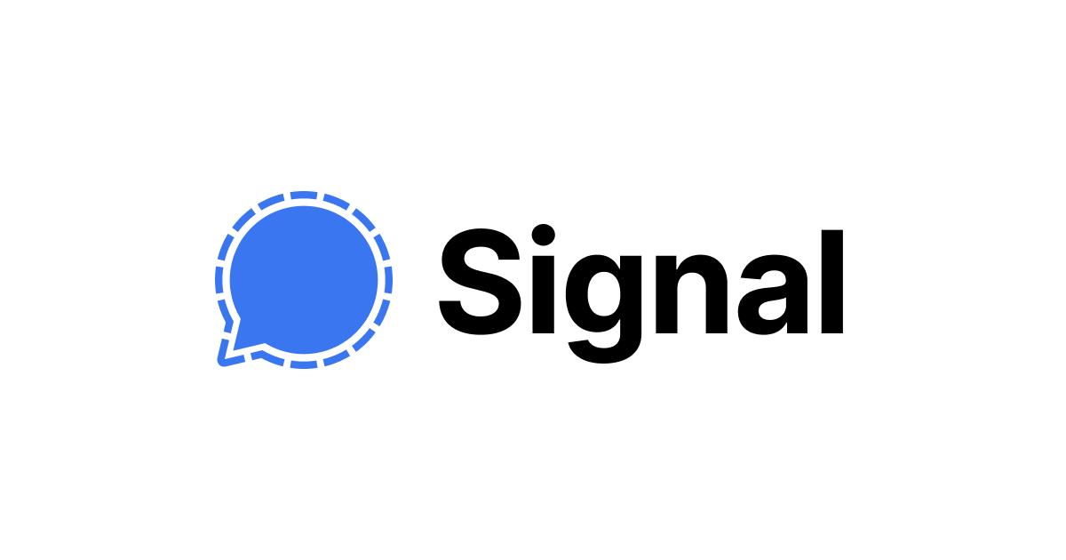 Signal >> Home