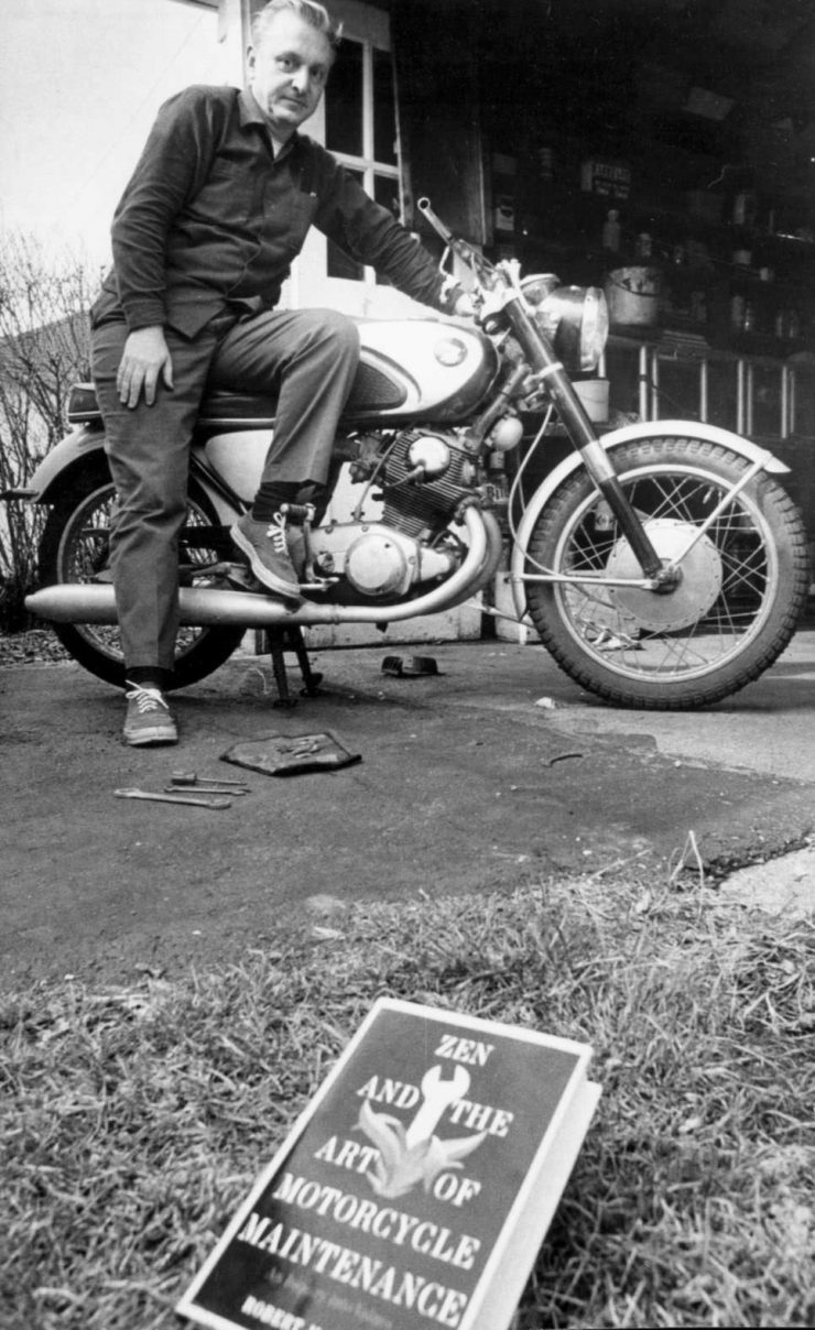 Essential Read: Zen and the Art of Motorcycle Maintenance