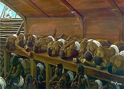 ~aboard the boat~ - Slave trade