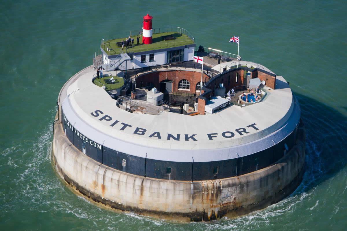 Pendulum Spitbank Fort