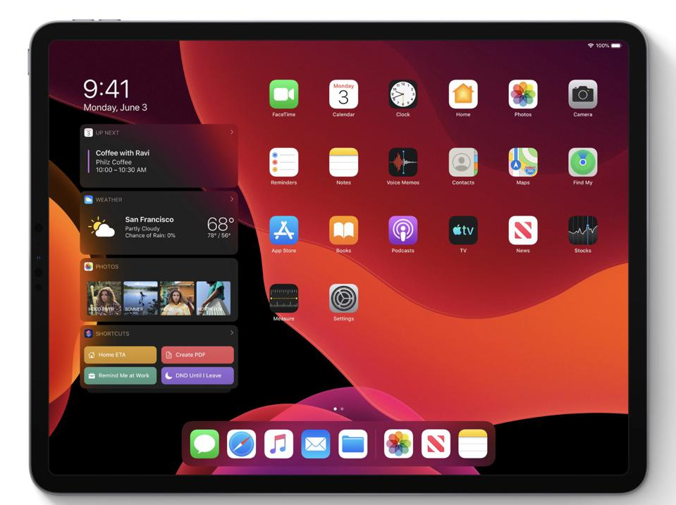 iOS 13 Beta 2 And A Mouse: Testing An iPad Pro 12.9 On iPadOS