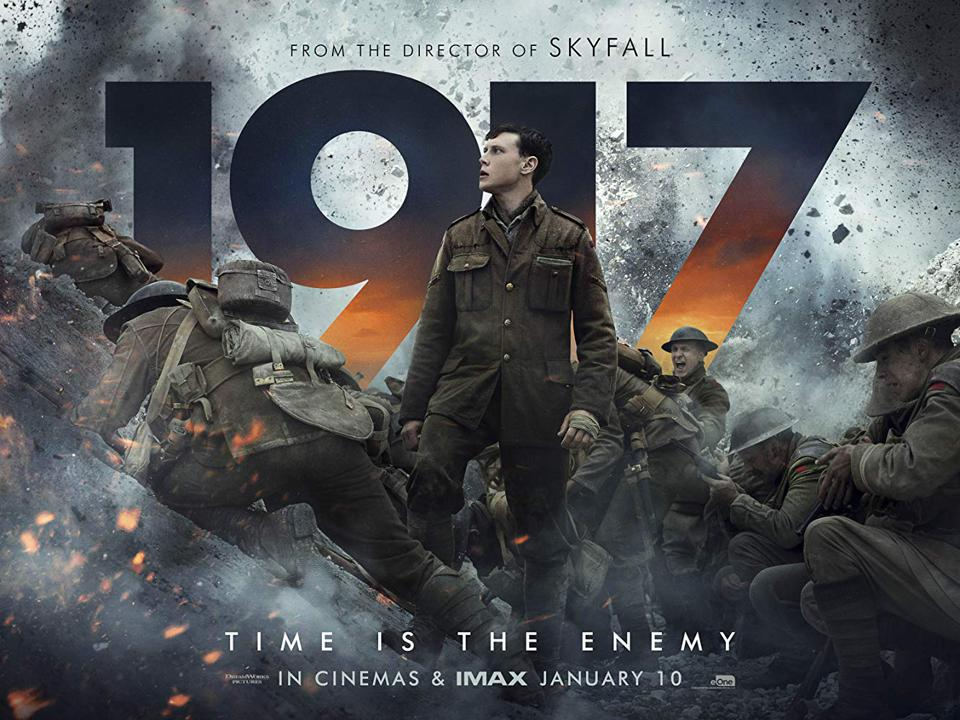 Review: '1917' Might Be The Best Movie Of 2019