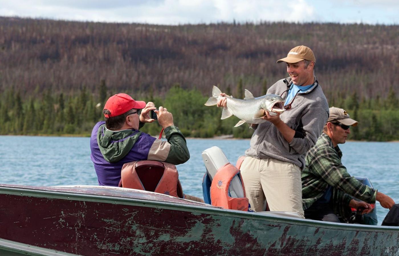 Fishing | Spectacular Northwest Territories