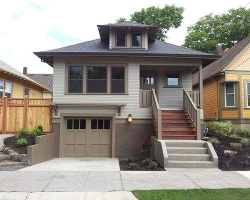 11 Best Small Craftsman Exterior Home Ideas & Designs | Houzz