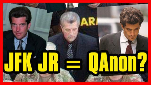 John F. Kennedy alive! Is JFK Jr. QAnon?