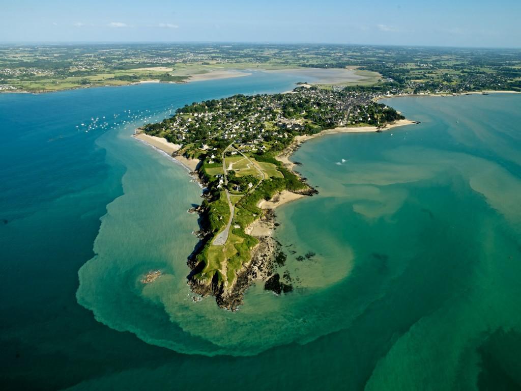 Saint-Jacut, une avancée vers la mer | Le Petit Bleu