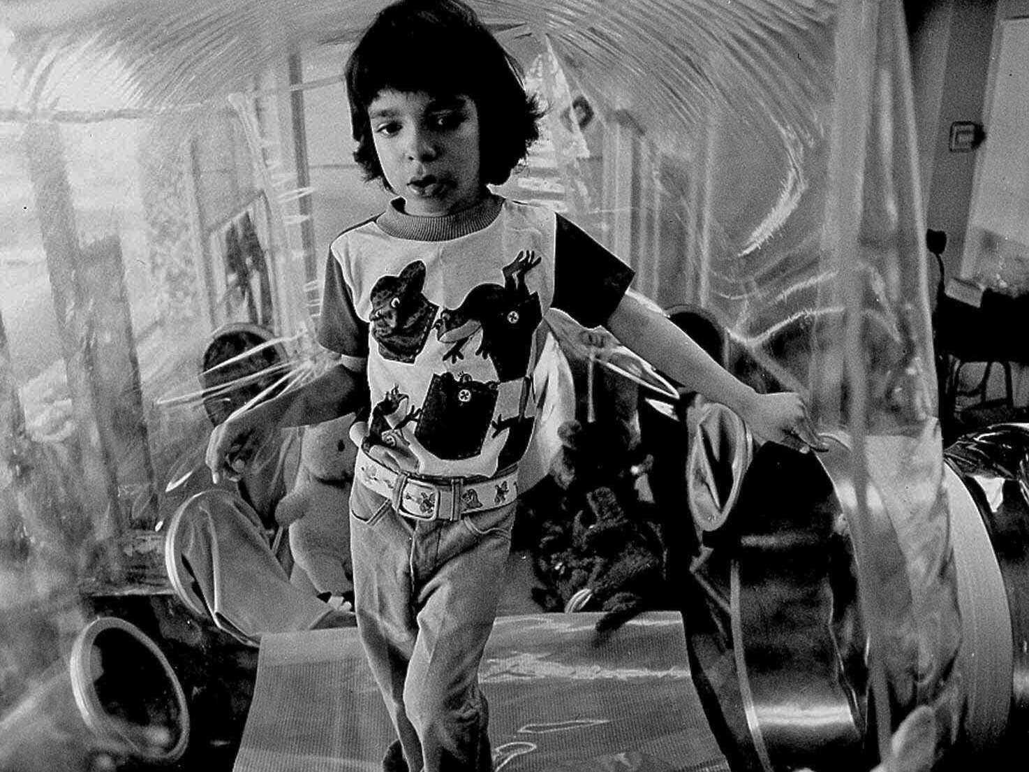 Curing The Disease That Trapped The Bubble Boy | Business ...