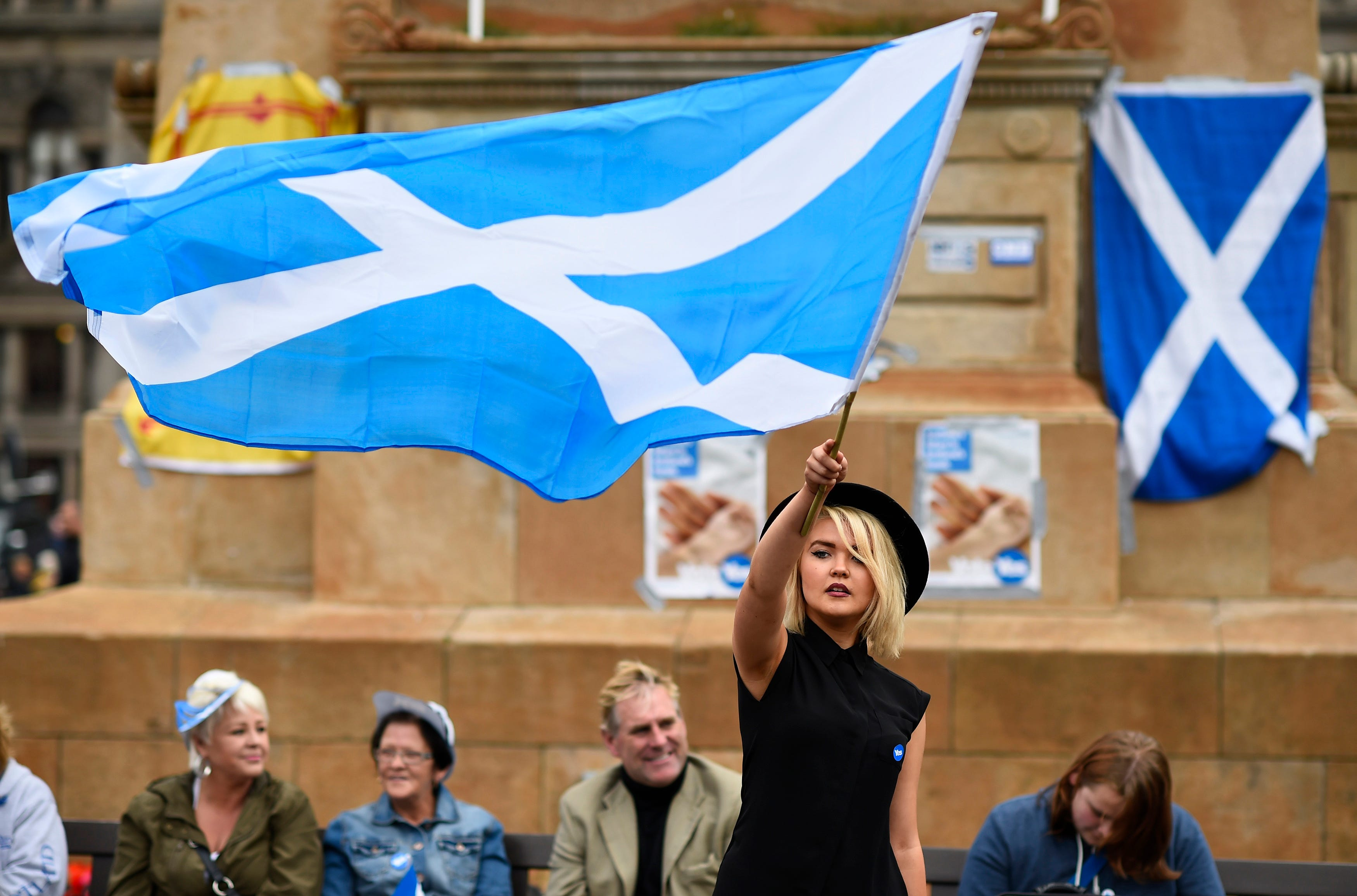Here's How Scottish Independence Could Indirectly Lead To ...