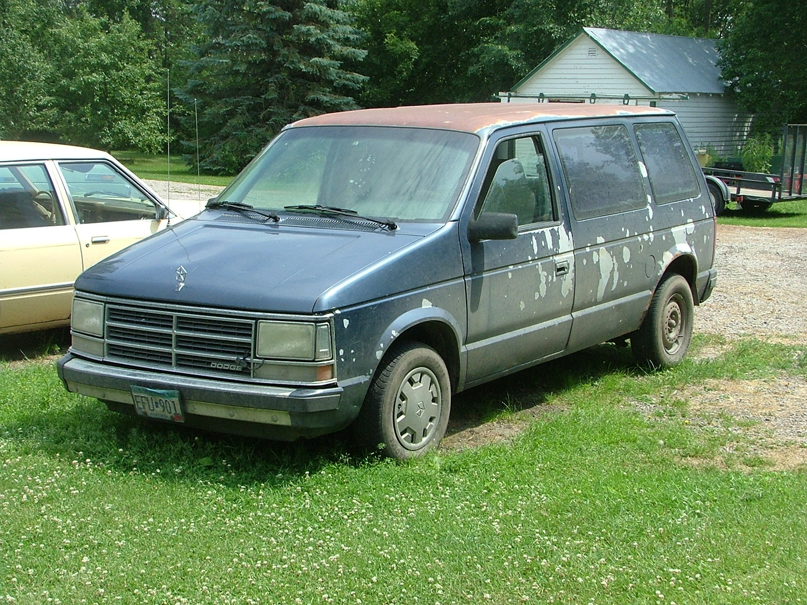 1990 Dodge Caravan - Overview - CarGurus