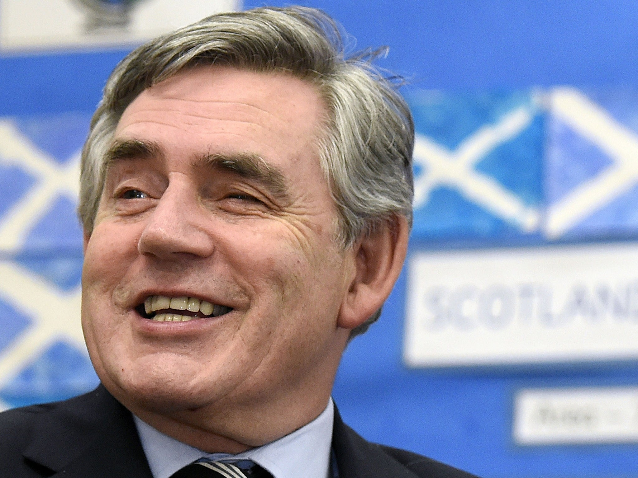 Scottish referendum result: Gordon Brown's place in ...