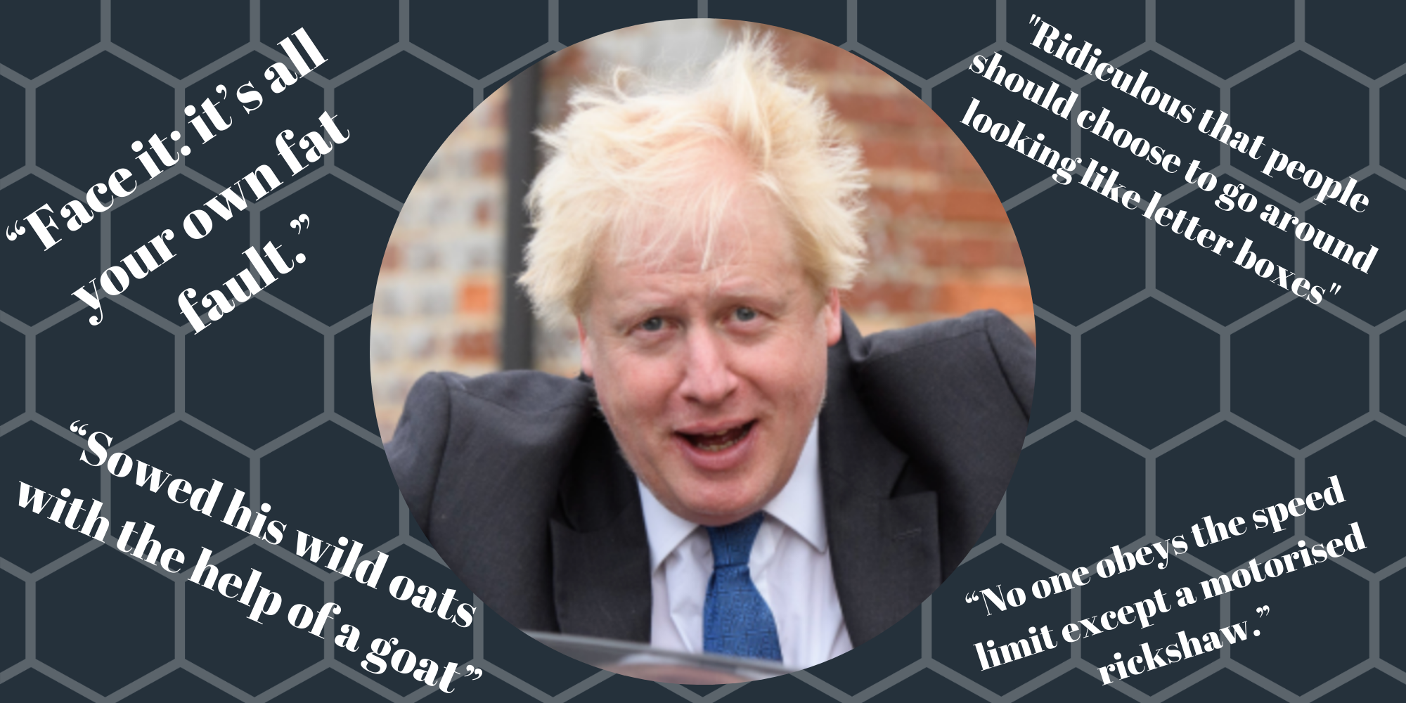 Boris Johnson's most offensive comments as he becomes Tory ...
