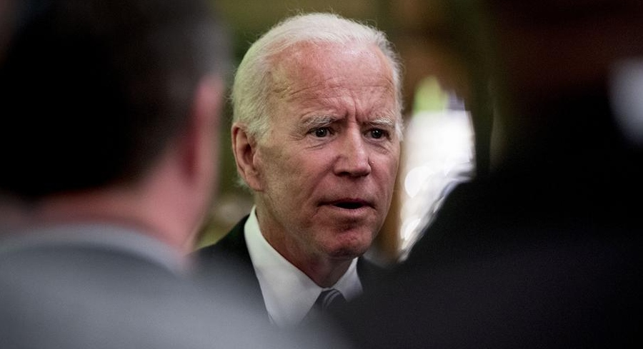 "NAACP pushes back on Biden's claim it endorsed him ""every time I've run""…"
