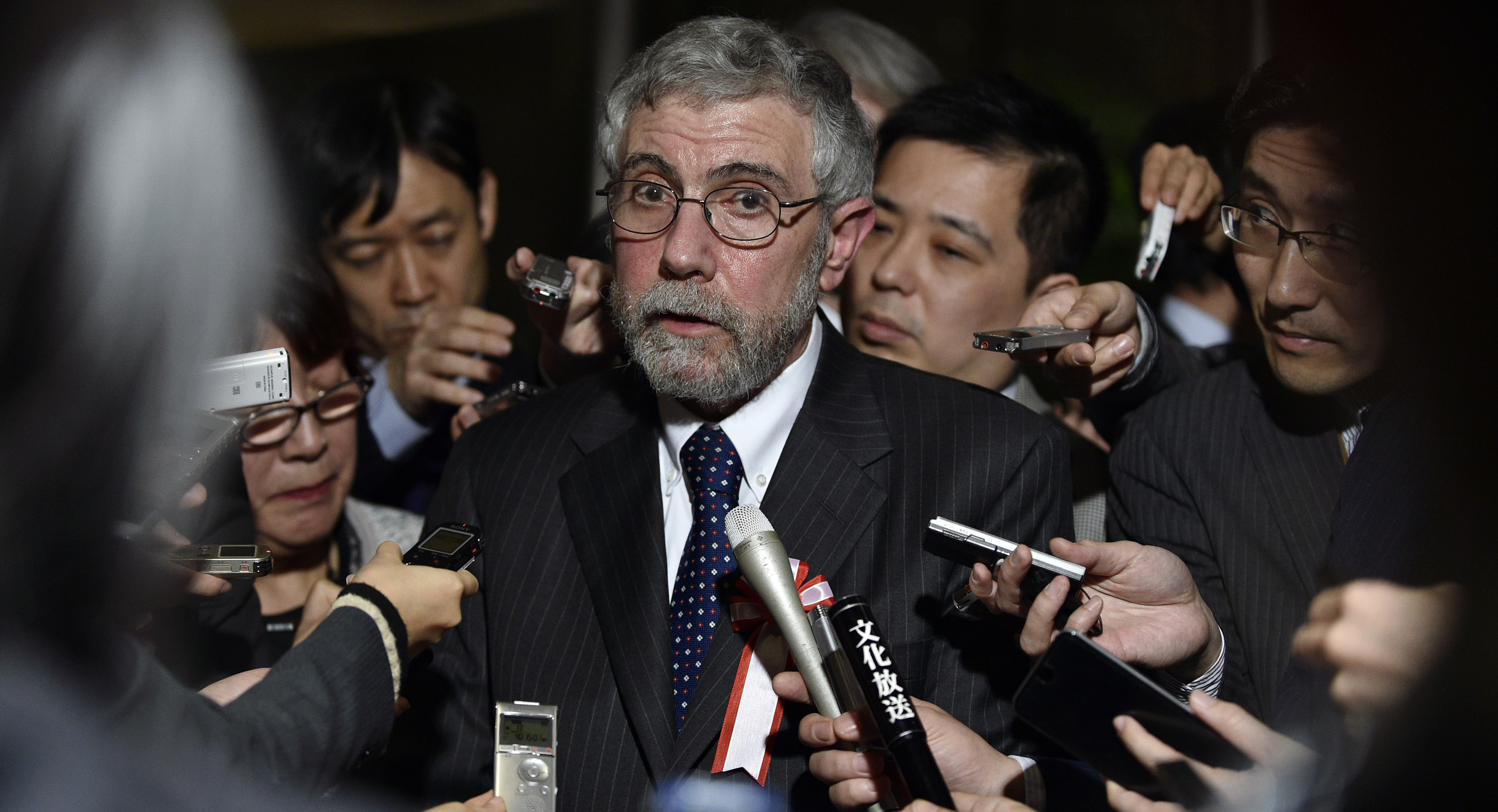 """Failed NYTimes columnist, Paul Krugman, Says Someone Used His IP Address To Download Child Porn. Claims: """"could be an attempt to Qanon me.""""…"""