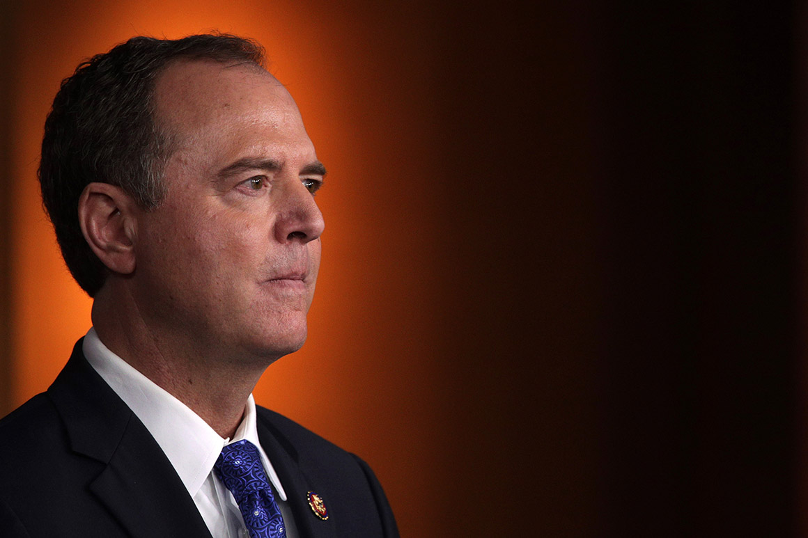 Schiff may have mischaracterized Parnas evidence, documents show…
