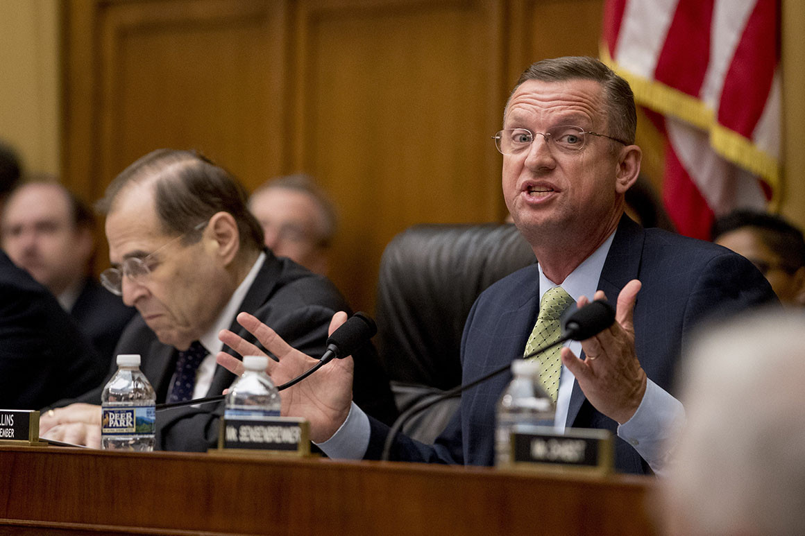 Republicans want Hunter Biden, Rep. Schiff and whistleblower to testify on impeachment…