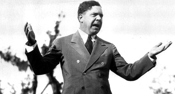 Huey Long ends epic Senate filibuster, June 13, 1935 ...