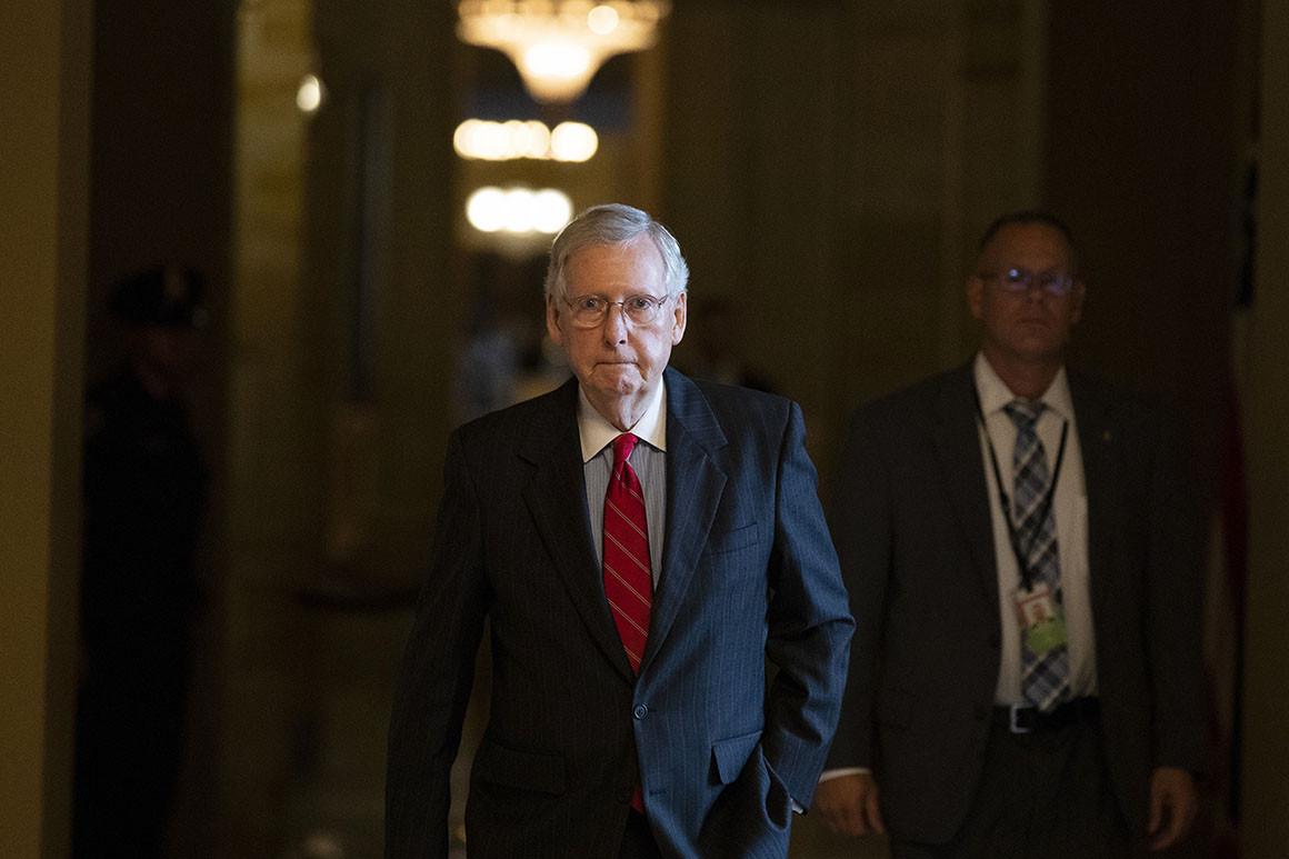 Senate confirms eight Trump court picks in three days…