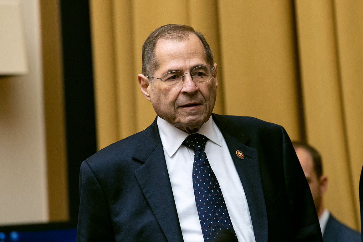Family emergency sidelines Jerry Nadler day before expected impeachment vote…