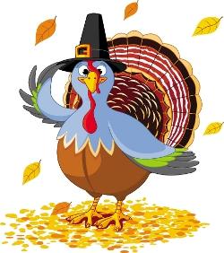 Thanksgiving Turkey Pinata   FaveCrafts.com