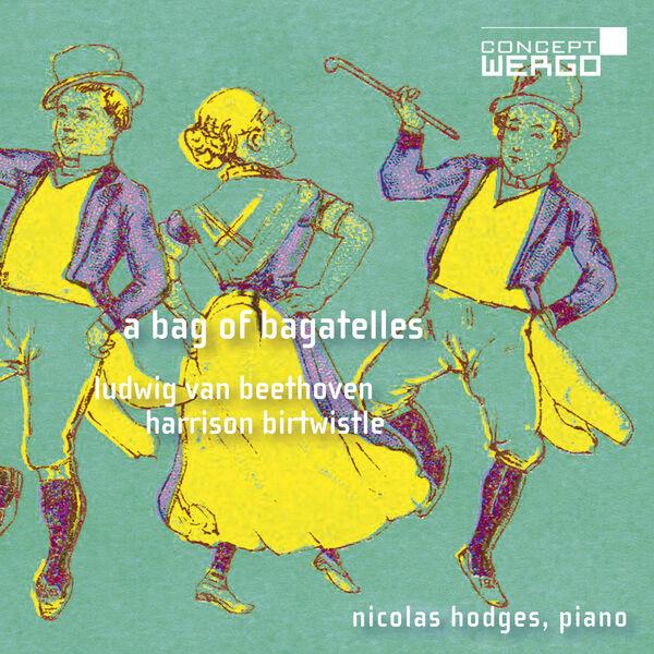 Album Ludwig van Beethoven   Harrison Birtwistle: A Bag of ...